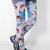 New travel attire? Airplane pilot cat leggings ($30).