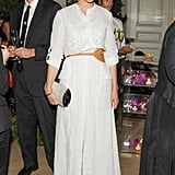 Lauren Hurst at a Maiyet celebration in New York. Source: Neil Rasmus/BFAnyc.com