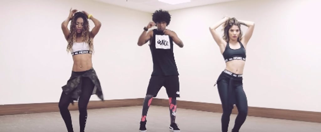 """Vente Pa' Ca"" Dance Workout Video"