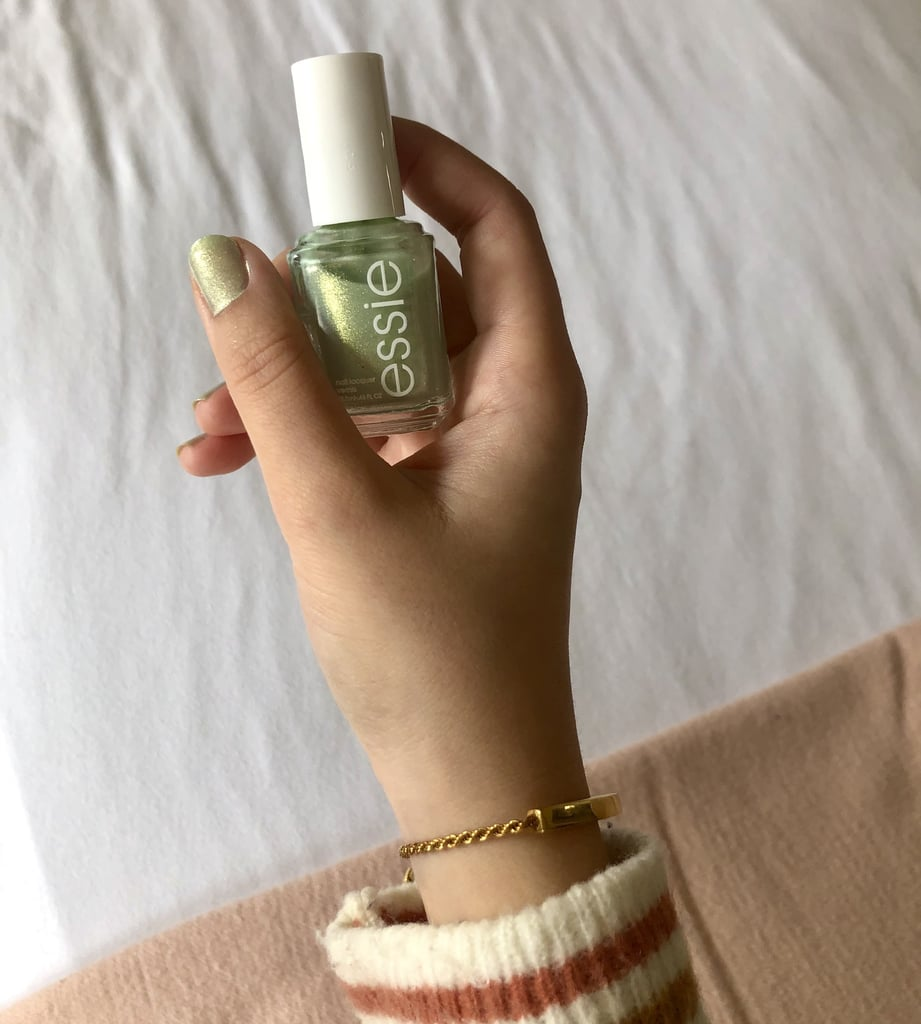 Nail-Polish Hack For Velvet Manicure: Editor Experiment