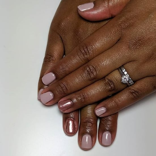 Gel Manicure Ideas for Short Nails