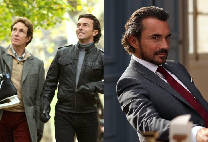 Who Plays Antoine on Emily in Paris?