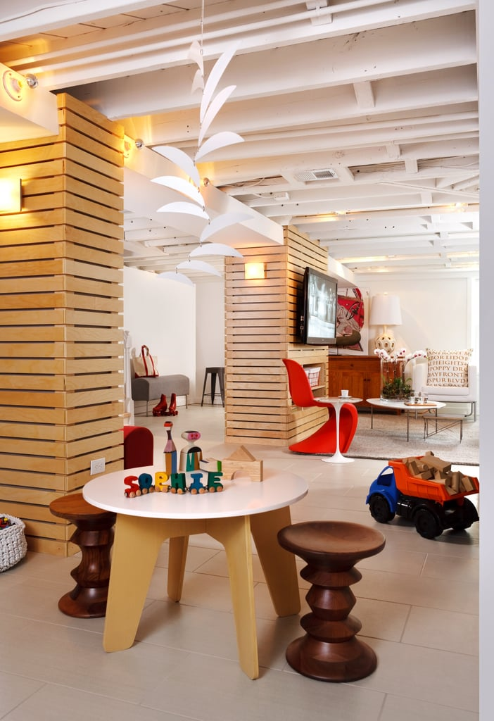 Cool Modern Playrooms For Kids