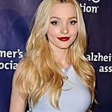 Dove Cameron With Strawberry Blond Hair