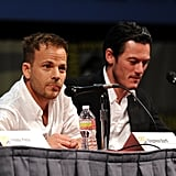 Stephen Dorff and Luke Evans