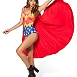 Wonder Woman Cape Suit ($100)