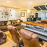 Marc and Jennifer undoubtedly recorded songs in their on-site professional recording studio.
