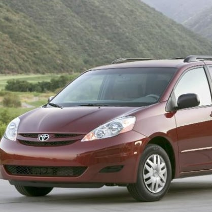 Toyota Minivans Recalled