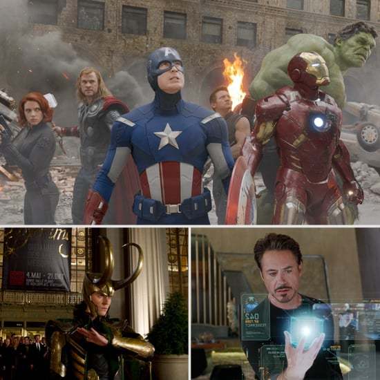 See All of the Pictures From The Avengers!