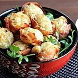Prosciutto-Wrapped Pizza Balls
