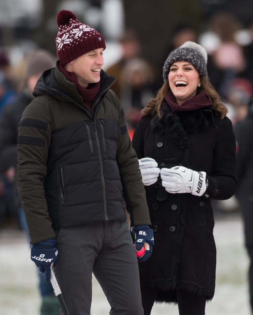 Cute Pictures of William and Kate in Sweden and Norway