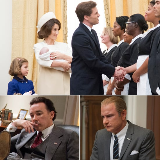 Actors as Famous US Presidents in The Butler