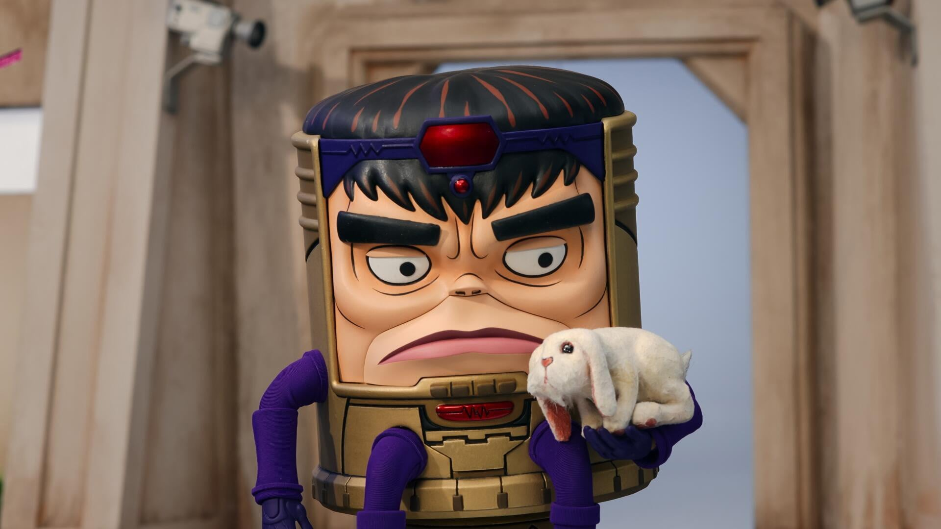 MARVEL'S M.O.D.O.K., (aka M.O.D.O.K., aka MODOK), MODOK (voice: Patton Oswalt), If This Be ... M.O.D.O.K.', (Season 1, ep. 101, aired May 21, 2021). photo: Hulu / Courtesy Everett Collection