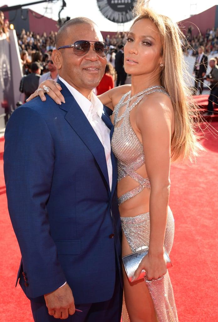 Benny Medina and J Lo