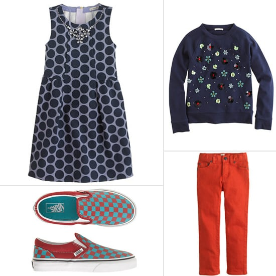 Head Back to School With Our Top 10 Picks From Crewcuts!