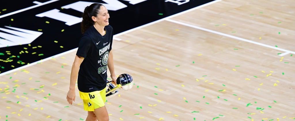 Sue Bird Makes History in the WNBA