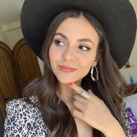 Victoria Justice Beauty Interview