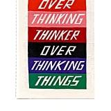 Overthinking Notebook ($14.95)