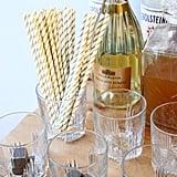 Include versatile glassware