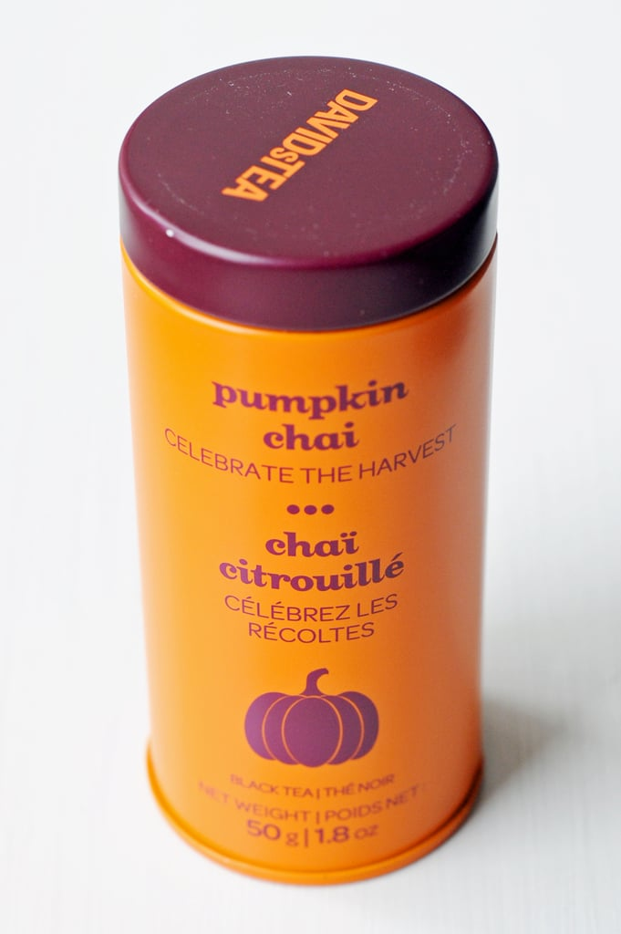 David's Tea Pumpkin Chai