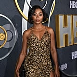 Bresha Webb at HBO's Official 2019 Emmys Afterparty