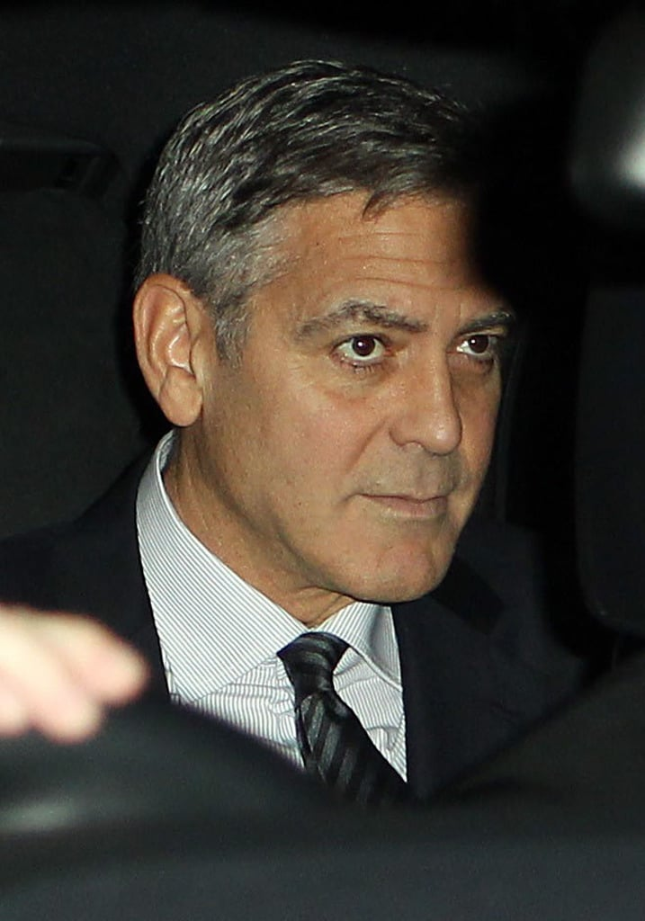 George Clooney's Wedding Style