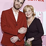 Ben Platt and Bette Midler at The Politician Premiere