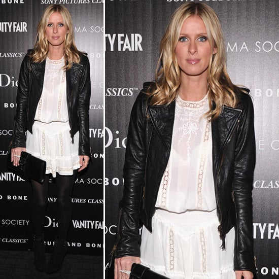 Nicky Hilton found a styling solution for your LWD. Here's how to get the look right.