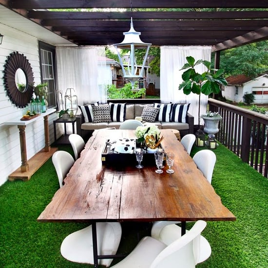 How to Use AstroTurf on a Deck