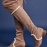 Charles David Gunter Over-the-Knee Boots