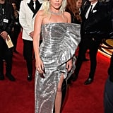 Lady Gaga's Celine Dress at the 2019 Grammys