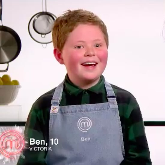 Reactions to Ben Being Eliminated From Junior MasterChef