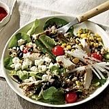 Zesty Chicken & Black Bean Salad Bowl