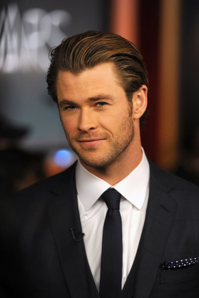 Only Chris Hemsworth Could Look This Good At 5 30 A M