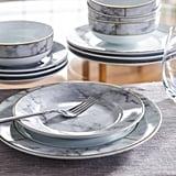 MoDRN Glam Mason 12 Piece Dinnerware Set