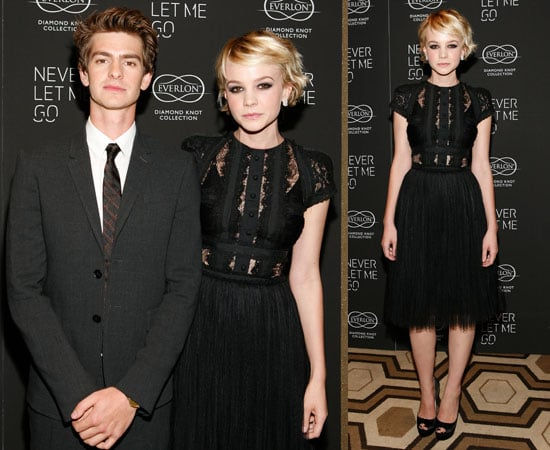 Never Let Me Go NYC Screening with Carey Mulligan and Andrew Garfield