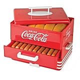 Nostalgia Extra Large Coca-Cola Hot Dog Steamer
