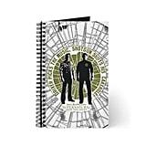 Driver/Shotgun Notebook