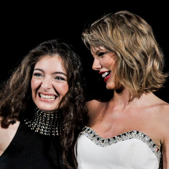 Lorde Quotes About Taylor Swift's Squad July 2017