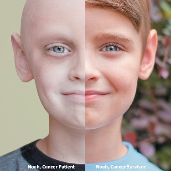 Childhood Cancer Survivor Photos