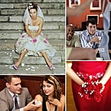 Reader Advice For Wedding Dilemmas Whether it's gift etiquette, cold feet, crazy future mother-in-laws, bachelor party fears, guest list dilemmas, or bridezilla freakouts, our readers have been through many of the common road bumps on the way to the altar, and have sought advice from other women in our anonymous Group Therapy forum. So take a look at some reader dilemmas on everything from the proposal to the big day, and click through each inquiry to see the advice from other readers.
