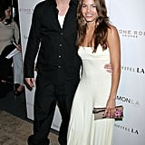 Channing Tatum and Jenna Dewan posed together at a June 2006 event in LA.