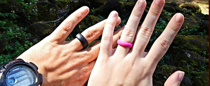 This Wedding Ring Lets People Know You're Married, Even in the Weight Room