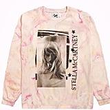 Stella x Taylor Swift Marble Dye Long-Sleeve Tee