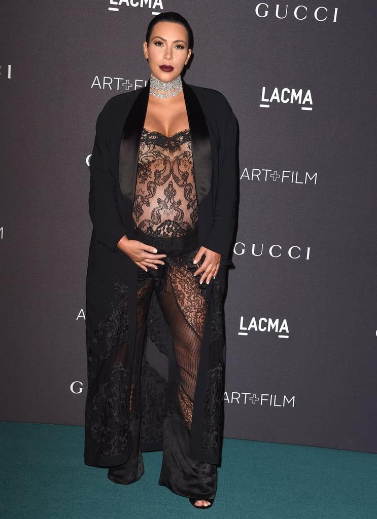Celebrity maternity fashion trends