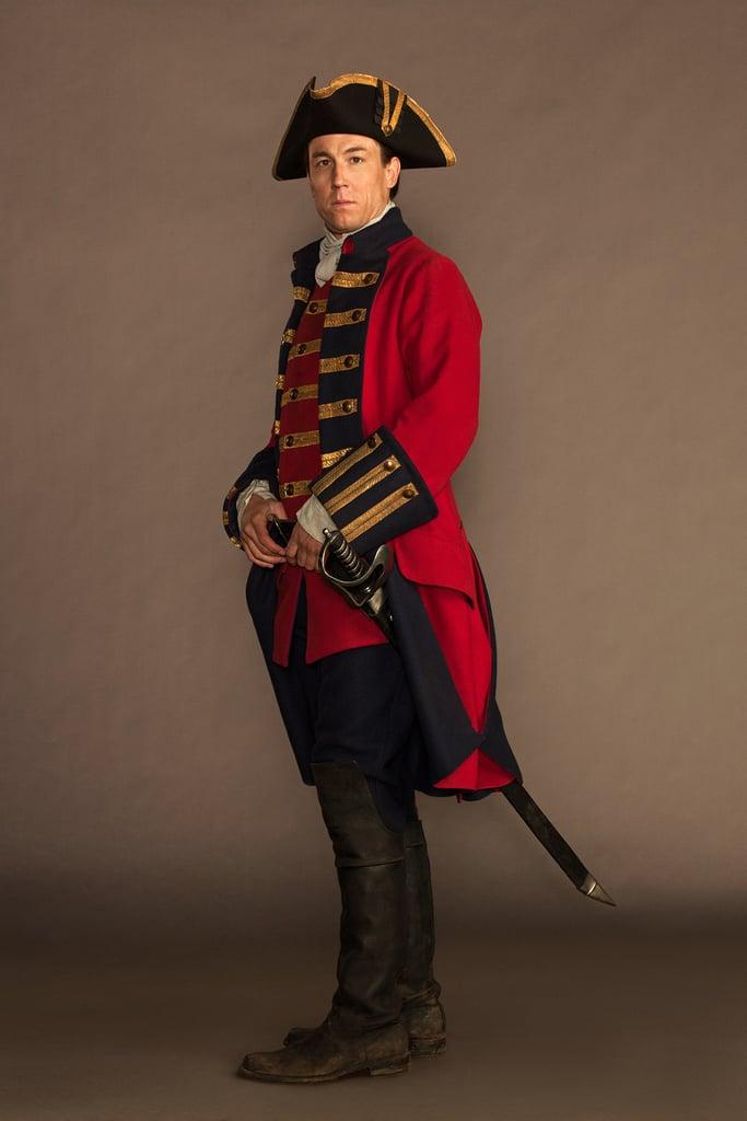 Tobias Menzies as Jack Randall