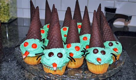 Halloween Party Treats For Kids 2009-09-28 10:30:18