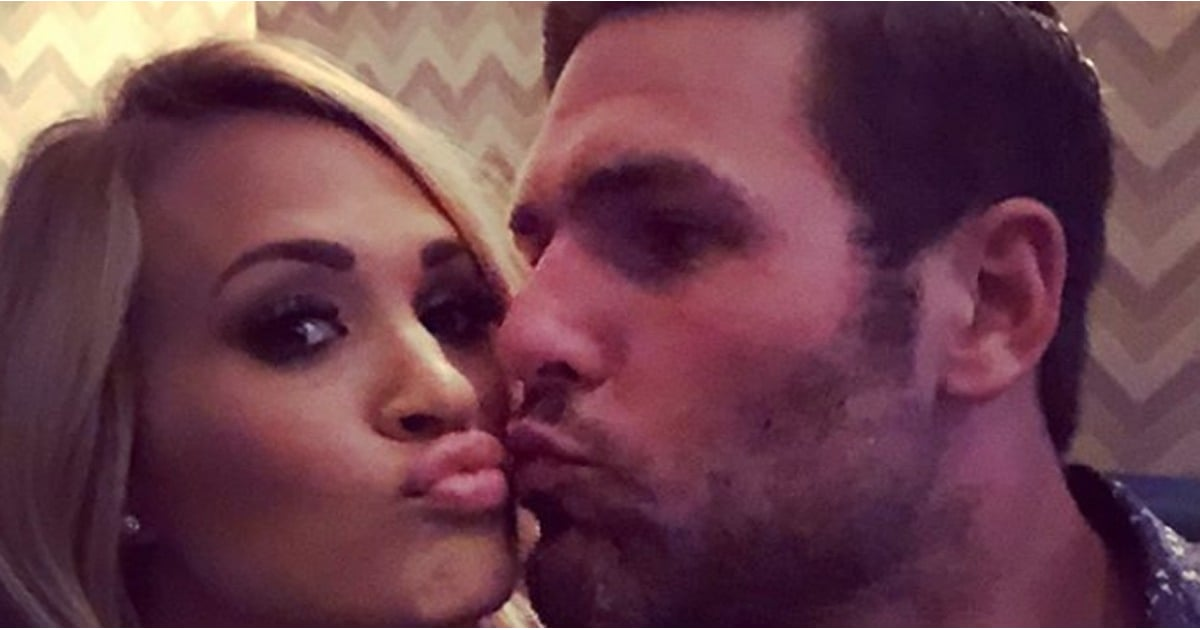Carrie underwood anniversary post to mike fisher 2018 for Who is carrie underwood married too