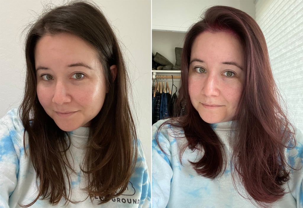 Overtone Pink For Brown Hair Review
