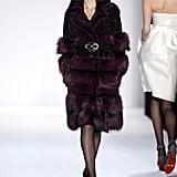 Bill Blass Fall/Winter 2008 Fashion Show